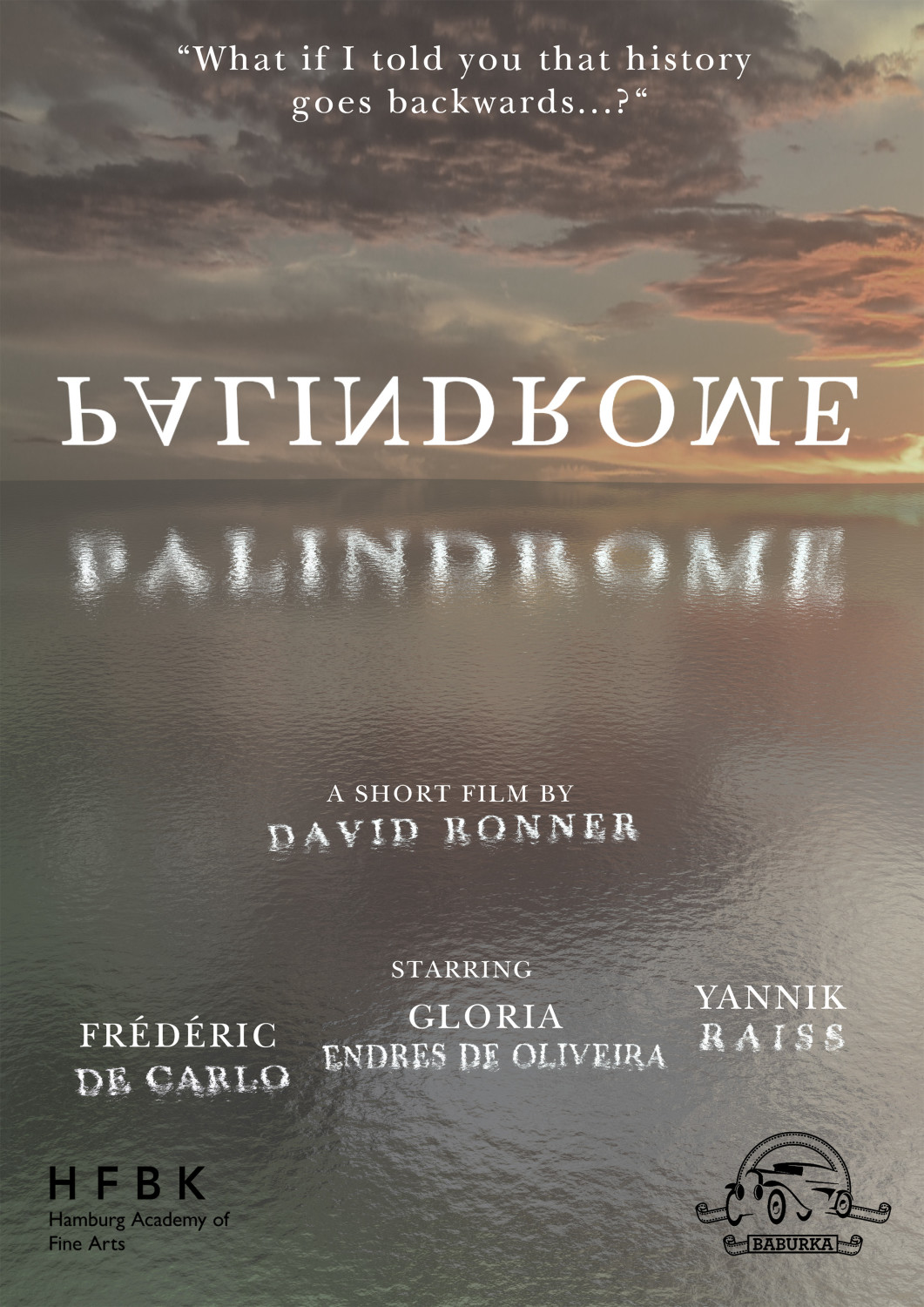 Palindrome - poster