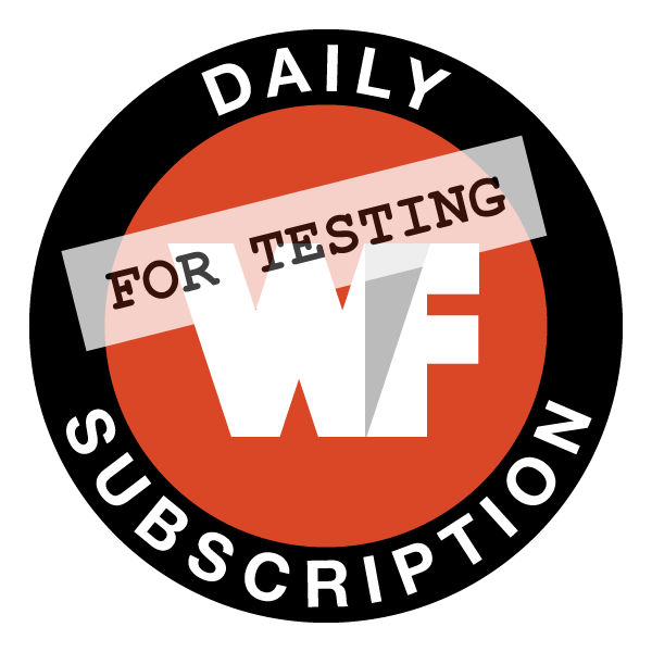 Test subscription